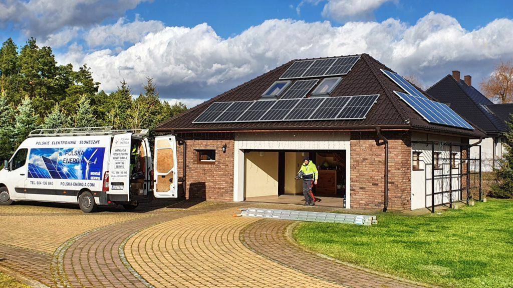 pełna optymalizacja Solaredge, fotowoltaika Polska Energia Andrychów,