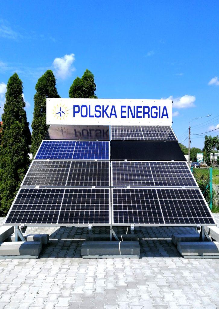 Polska Energia instalacja fotowoltaika demo