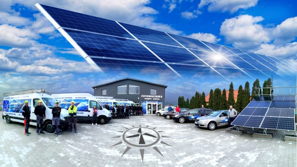 Polska Energia Fotowoltaika Andrychów hurtownia sklep