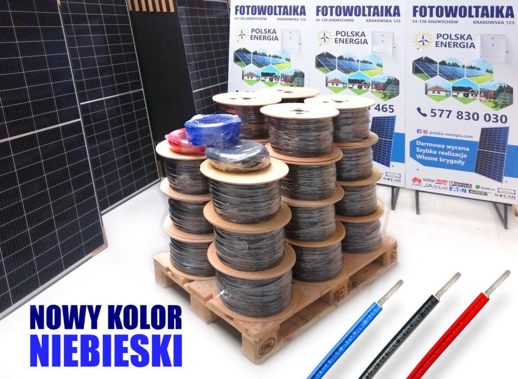 Przewody PV fotowoltaiczne