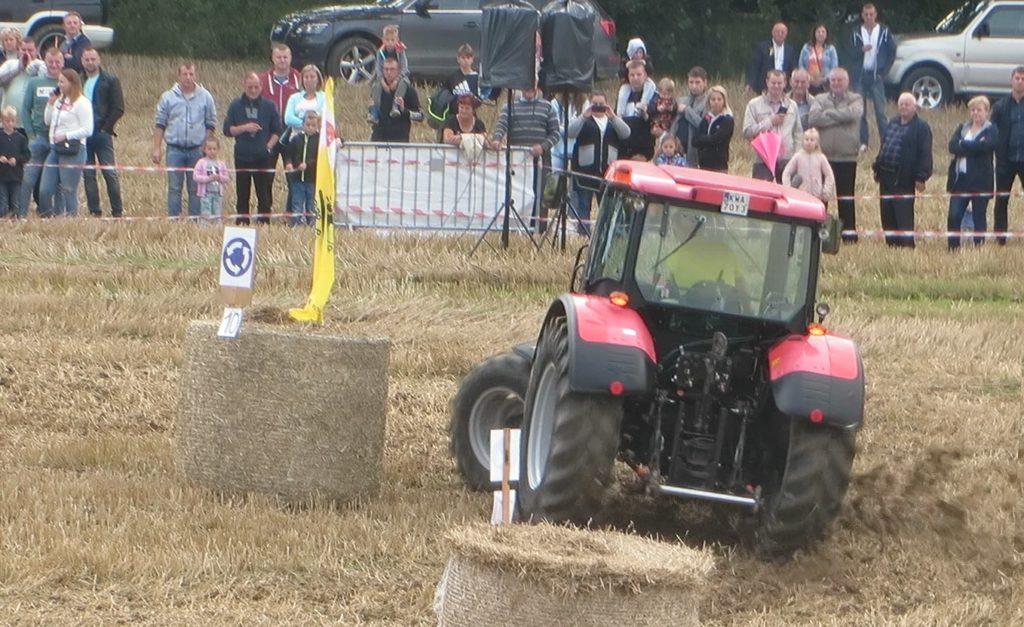 Traktoryja w gminie Wieprz